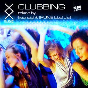 RUNE label djs: Keensight - Clubbing Mix (09.2012)