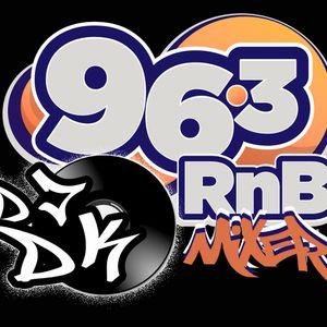 96.3 RnB #MixAtSix 31