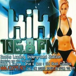 Matt Funksta b2b Jepadee & Horra B. b2b Dubstar @ Kik 106.8 FM