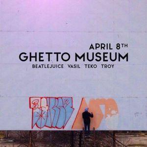 TEKO– Ghetto Museum # Agharti,Odessa # [08.04.17 live recording ]