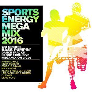 Sports Energy Megamix 2016