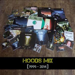 DJ Sanchez - Hoods Mix 1999 - 2014
