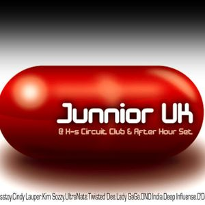 Junnior UK @ Excess Circuit ( Club Hours )