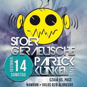 Pace vs. Czaja @ Störgeräusche pres. Patrick Kunkel (Romy S. - Stuttgart) 2013-12-14