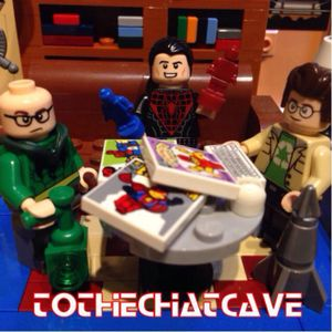 To the Chat Cave Podcast : Episode 35 - AR Games, Batman VS Superman review and upcoming movies
