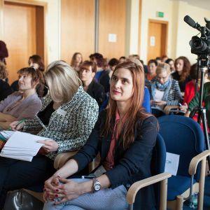 Pierwsza część konferencji ekspertki.org | Szczuka,Kościukiewicz,Dryjańska,Pacewicz,Kozłowska-Rajew.
