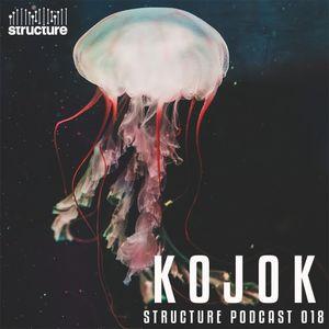 Kojok - Structure Podcast 018 - 27.01.2020