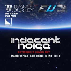 Blend @ Trance Journey pres. Essential Vibes On Tour 3 (Mainstage)