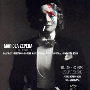 Mariola / 5-Mar-2016