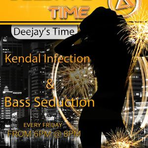 DeejaY's Time Episode #46 [14.03.2014] by Bass Seduction & Kendal Infection