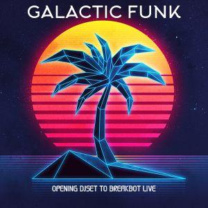 Opening djset to Breakbot Live - Reunion island