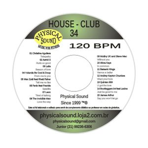 House - Club Vol.34