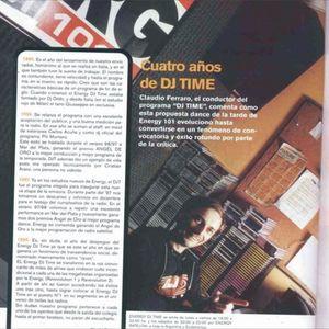 NRG 101.1 DJ TIME 1998  PARTE 1 @RADIONRGDJ