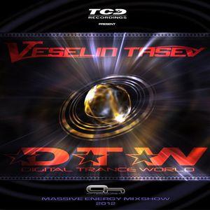 Veselin Tasev - Digital Trance World 217 (18-03-2012)