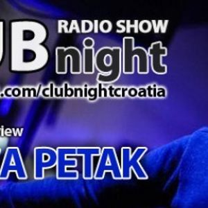 Ivica Petak aka D-Fence INTERVIEW / Club Night Radio Show