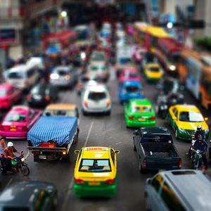 Everyone Hates a Traffic Jam