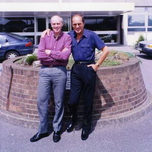 John Hannam Meets Fred Dinenage