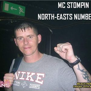 DJ Power & Mc Stompin @ Afterdark - 04 - 04 - 1998.