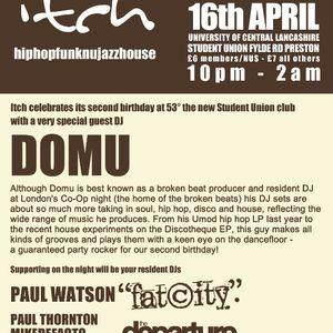 Itch mix vol 10: Paul Thornton