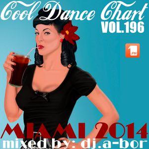 COOL DANCE CHART VOL.196 (BEST IN MIAMI 2014)