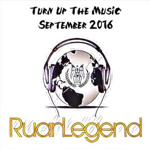 Turn Up The Music : Sepetmber 2016