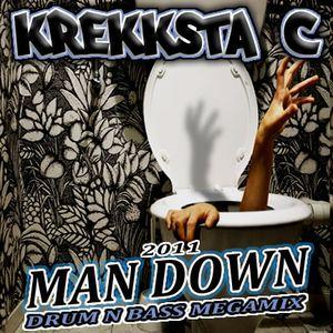 Krekksta  C - Man Down Megamix [2011]