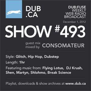 DUB:fuse Show #493 (December 1, 2012)