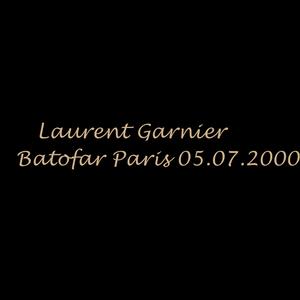 Laurent Garnier Batofar Paris 05.07.2000