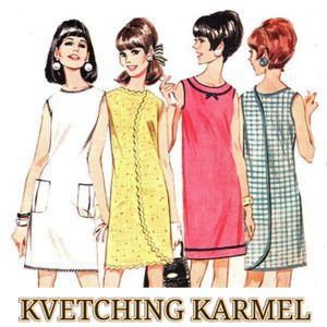 Kvetching Karmel 2 Lizard on your Shoulder