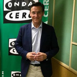 "Luis Salvador, alcalde de Granada de Cs: ""Si eres demócrata, no puede ser que si se aprueba una cosa"