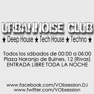 V-Obsession @ URBANNOISE CLUB (Jul.21,2012)