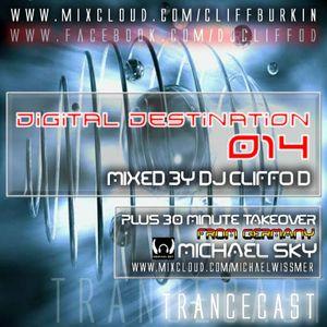Guestmix for Digital Destination 014