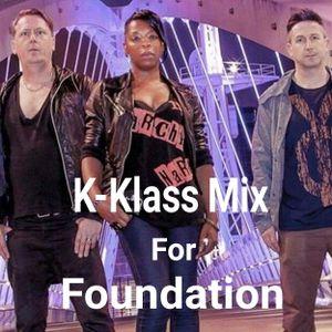 K-Klass mix for Foundation