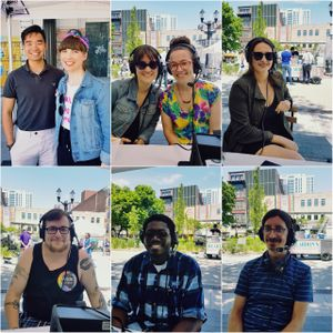Episode 227 (June 8/18) * Live To Air from Gore Park * -- I Heart Hamilton (93.3 CFMU)