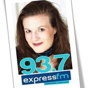 Julie Lorraine Expressions 93.7 ExpressFM - Friday's 7pm - 8pm - 2016_11_18