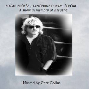 EDGAR FROESE Tangerine Dream SPECIAL