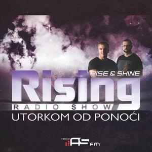 Rising Radio Show  010