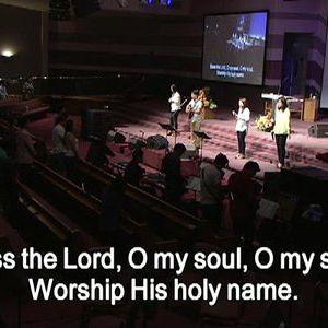 2014/06/22 HolyWave Praise Worship