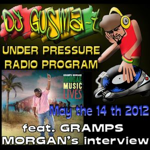 UNDER PRESSURE feat. Gramps Morgan (may the 14th)