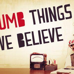 Dumb Things We Believe: Christian vs. Disciple