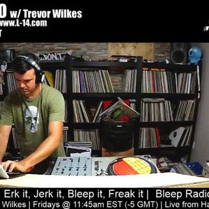 Bleep Radio #413 w/ Trevor Wilkes