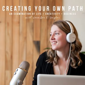 CYOP #88 - Changing Your Mind + Redefining Success with Author (and Hollywood Expat) Lisa Jakub