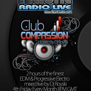 Flaunt Radio (Club Compassion January 24 2014)(Hour Mix) - Royski