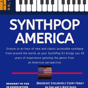 SynthPop America - 30/07/2021
