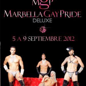 MARBELLA GAY PRIDE DELUXE 2012 by DANNY RUIZ