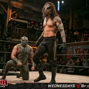 Lucha Of The Hidden Temple: Jack Evans Has Post-Production Issues