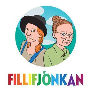 Fillifjónkan 7. þáttur - Partýþáttur Fillífjónkunnar