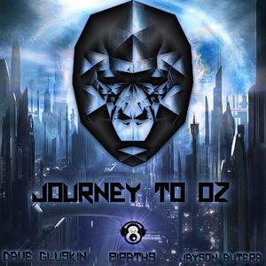 """JOURNEY TO OZ"" by Dave Gluskin, 21 Paths, and Jayson Butera"