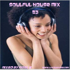 NIGEL B (DEEP SOULFUL HOUSE MIX 53)