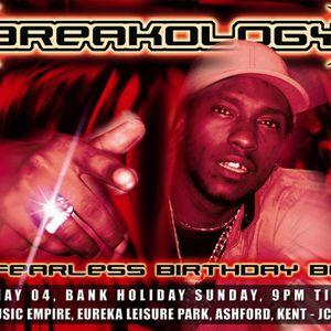 Kane with Fearless, Foxy & Trigga - Breakology - MC Fearless Birthday Bash - 2004